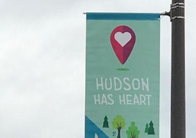 Hudson has heart