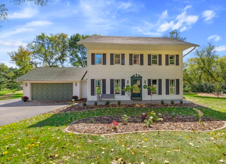 Dream home in Hudson, Wis. for sale