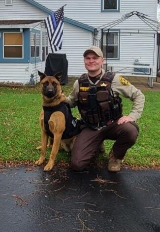 St. Croix County Sheriff Ares