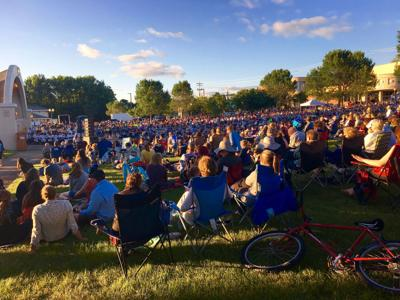 Hudson Concerts in the Park