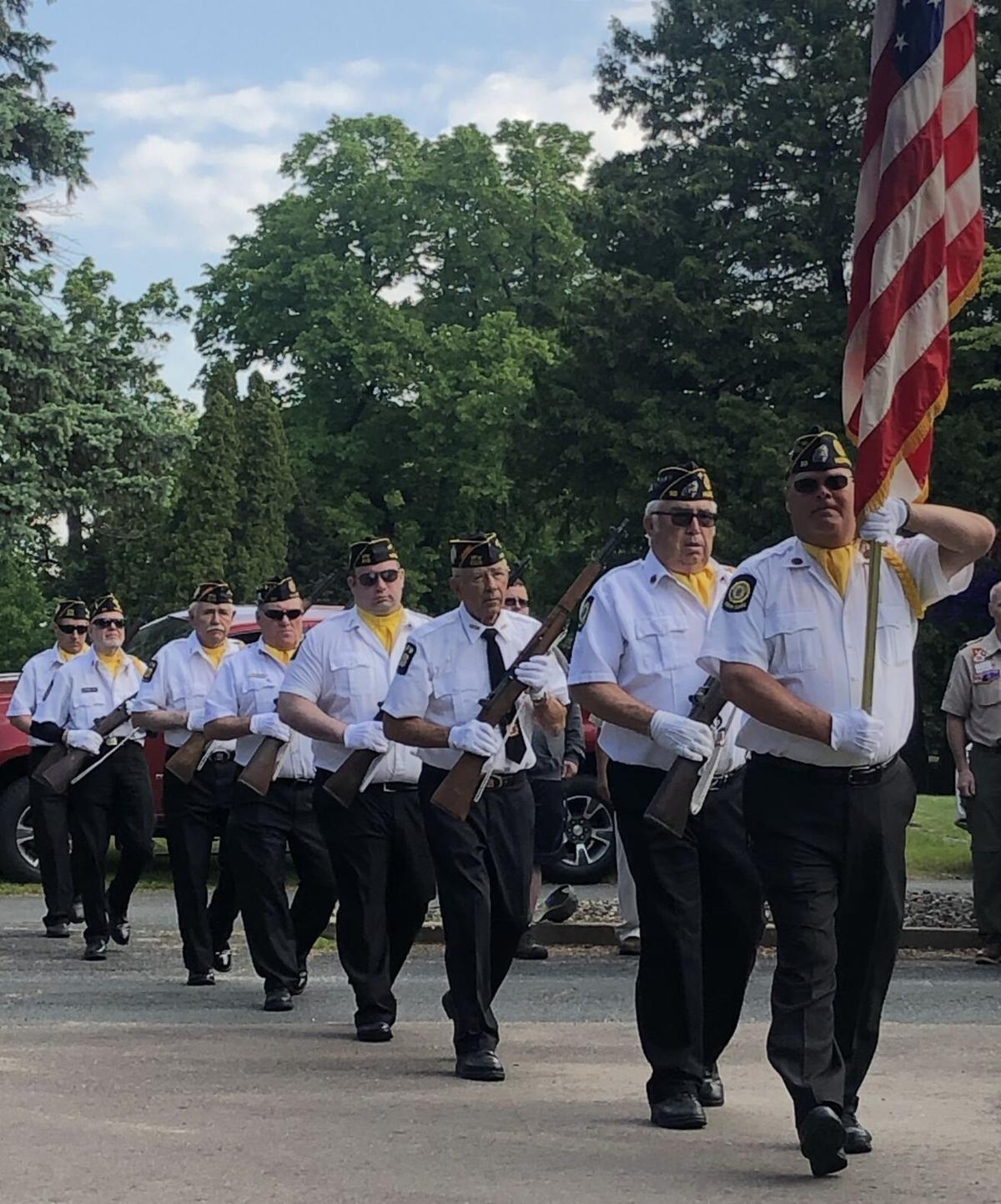 Hudson Memorial Day 2021