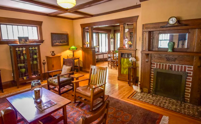 Houses in western Wisconsin, southeastern Minnesota with fireplaces for sale