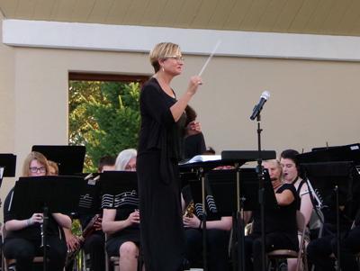St. Croix Valley Community Band, Kris Tjornehoj