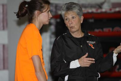 New Richmond icon Weiss calls it a career