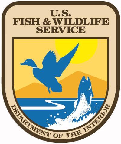 U.S. Fish & Wildlife Service badge