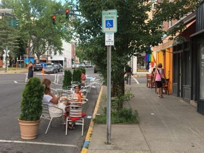 Businesses lament end to Shared Streets