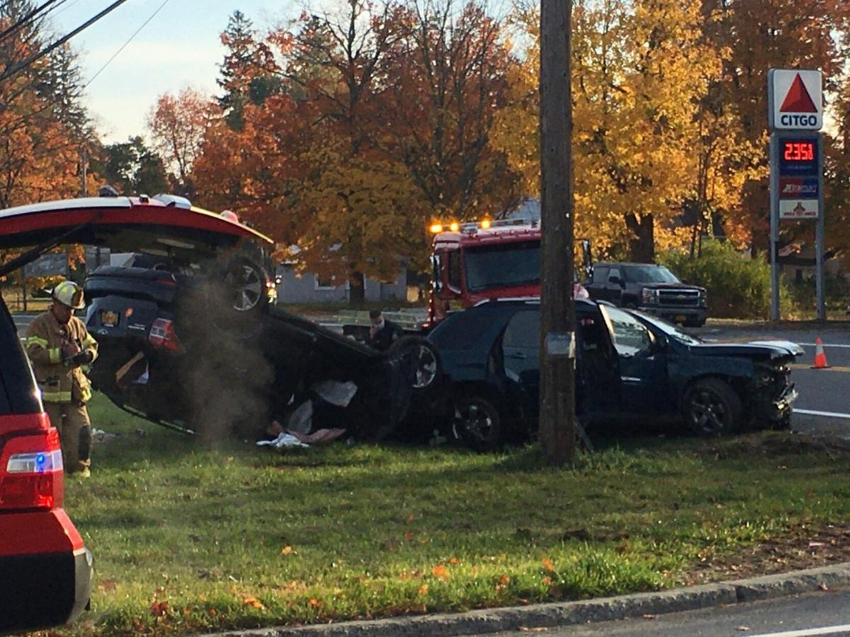 Livingston accident sends 6 to area hospitals