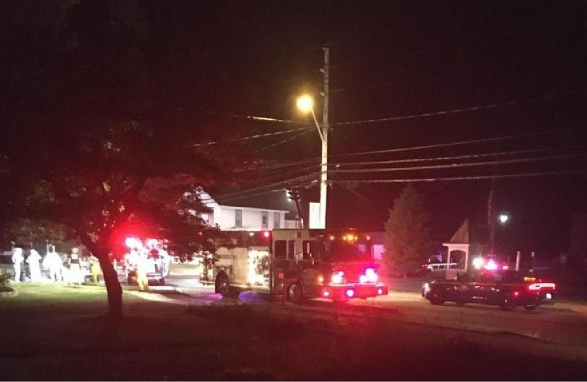 Ghent man in critical condition after accident