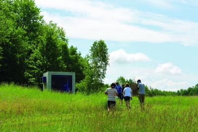 Register now for June visits to the Sculpture & Architecture Park