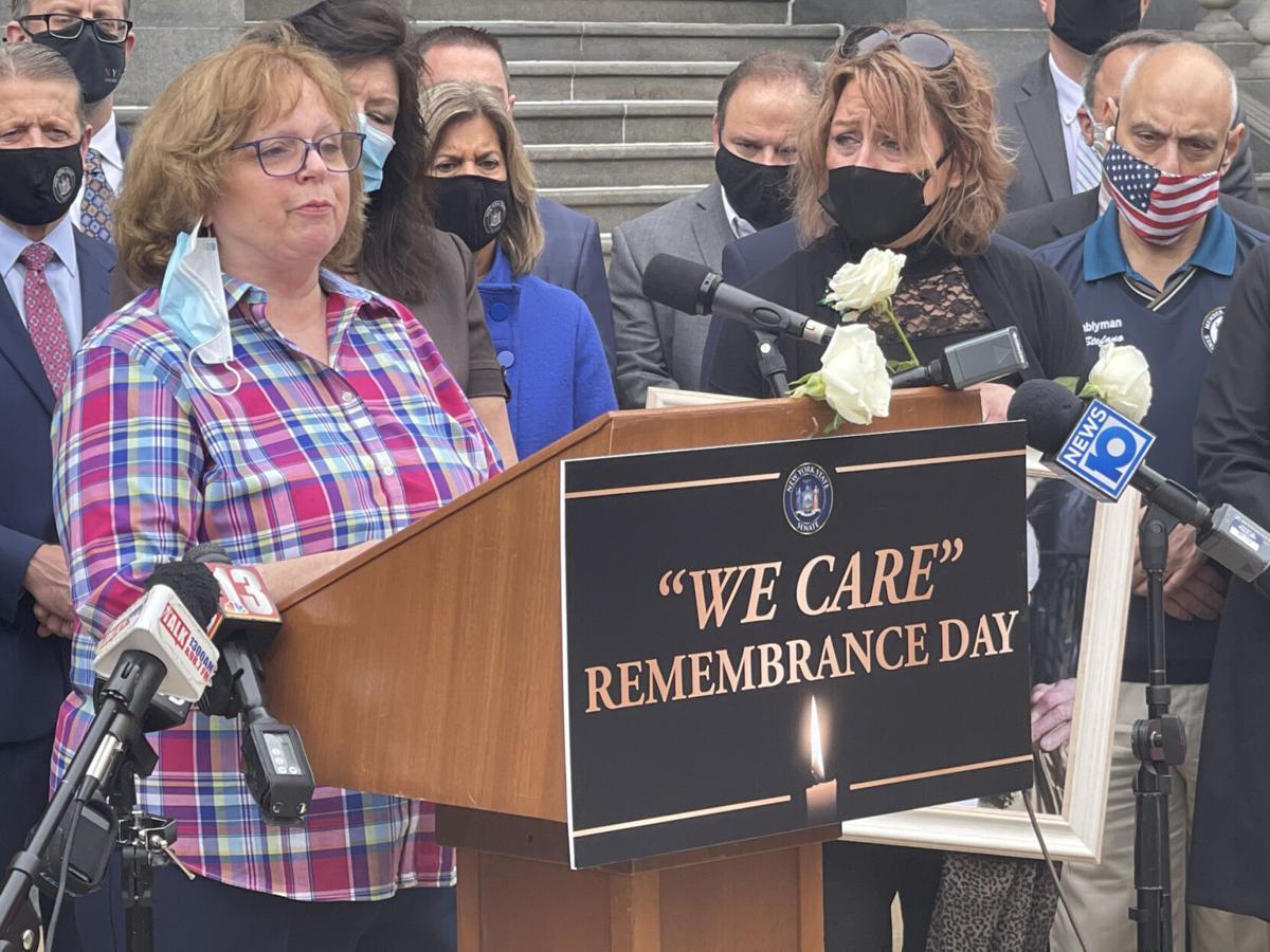 Nursing home advocates continue plea for justice