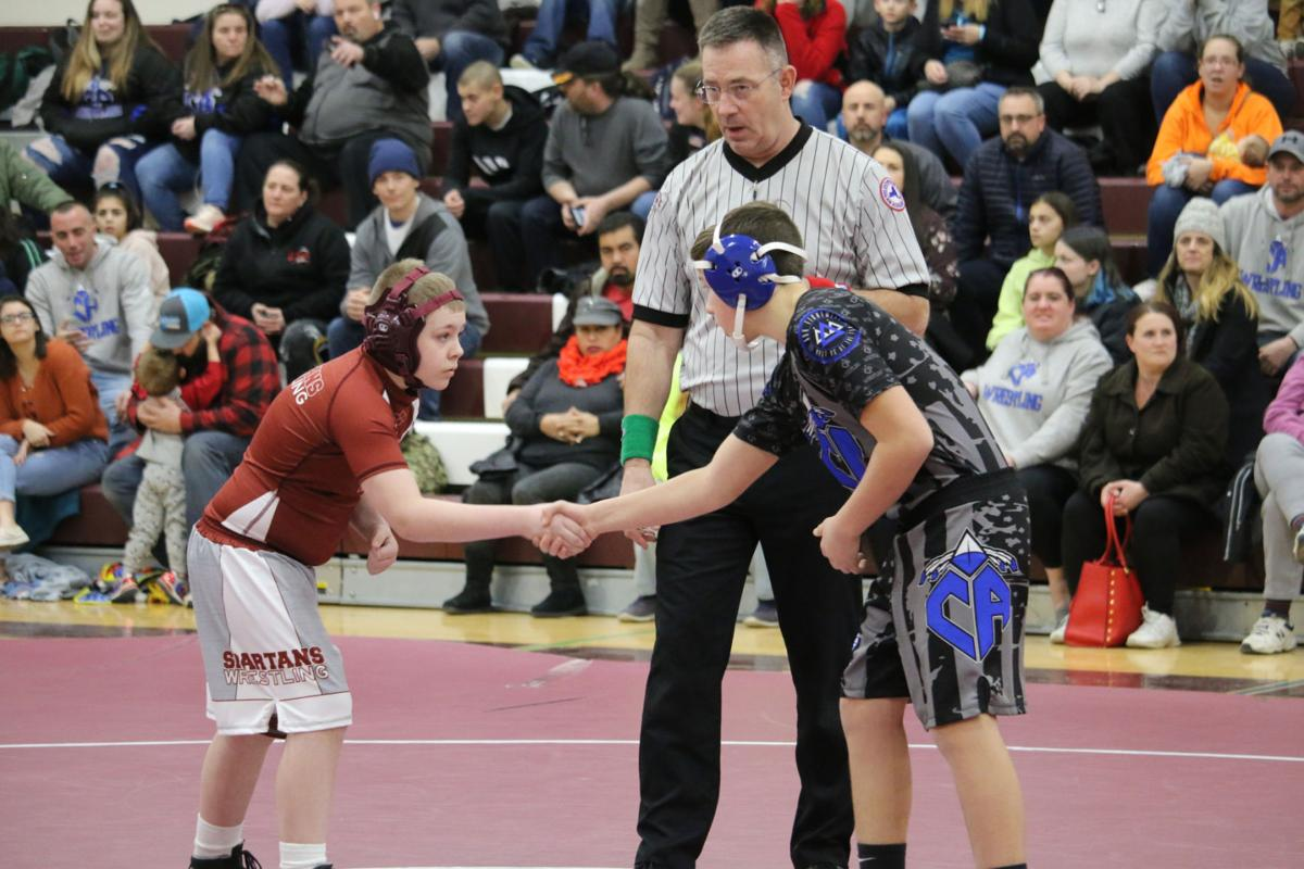 LOCAL ROUNDUP: C-A grapplers pin Greenville