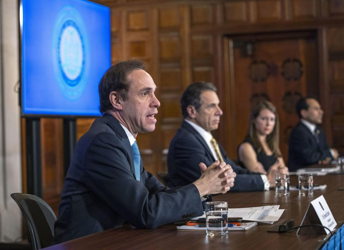 NY virus daily death toll spikes