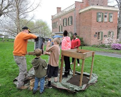 Ten Broeck Mansion Hosts Free Archaeology Day for Families July 24