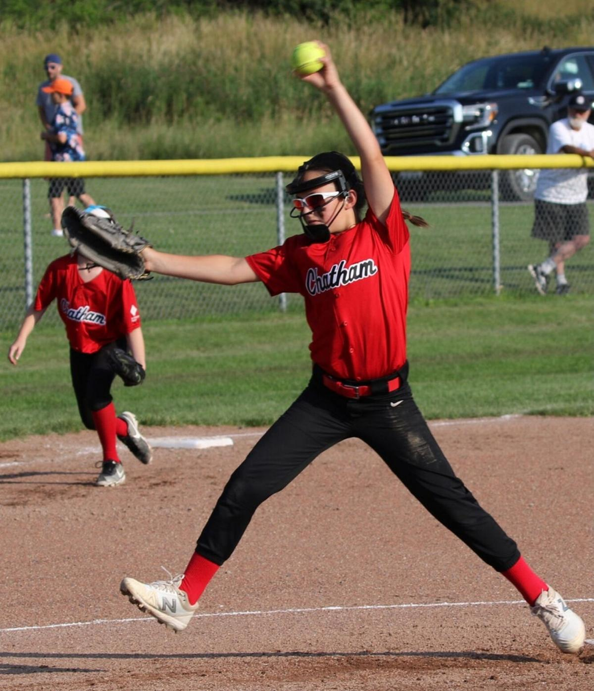 LOCAL SOFTBALL: Chatham 8-10s headed to state tournament