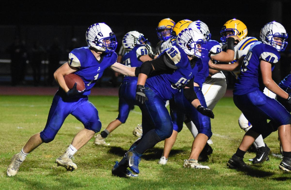 H.S. FOOTBALL: Hudson, Chatham post wins; CCD falls to 'Vliet