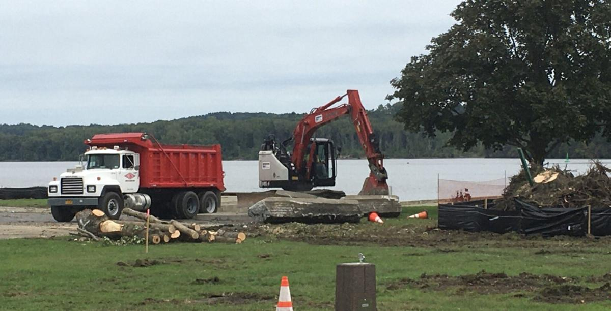 Work begins on $3.2M park project