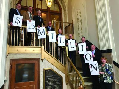 Bank of Greene County Charitable Foundation reaches milestone
