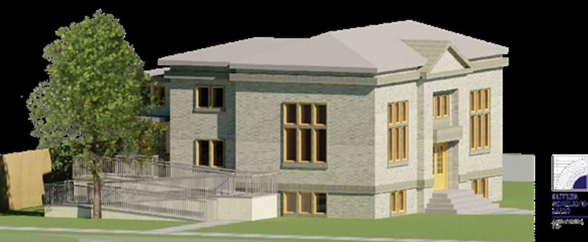 Athens library eyes access improvements