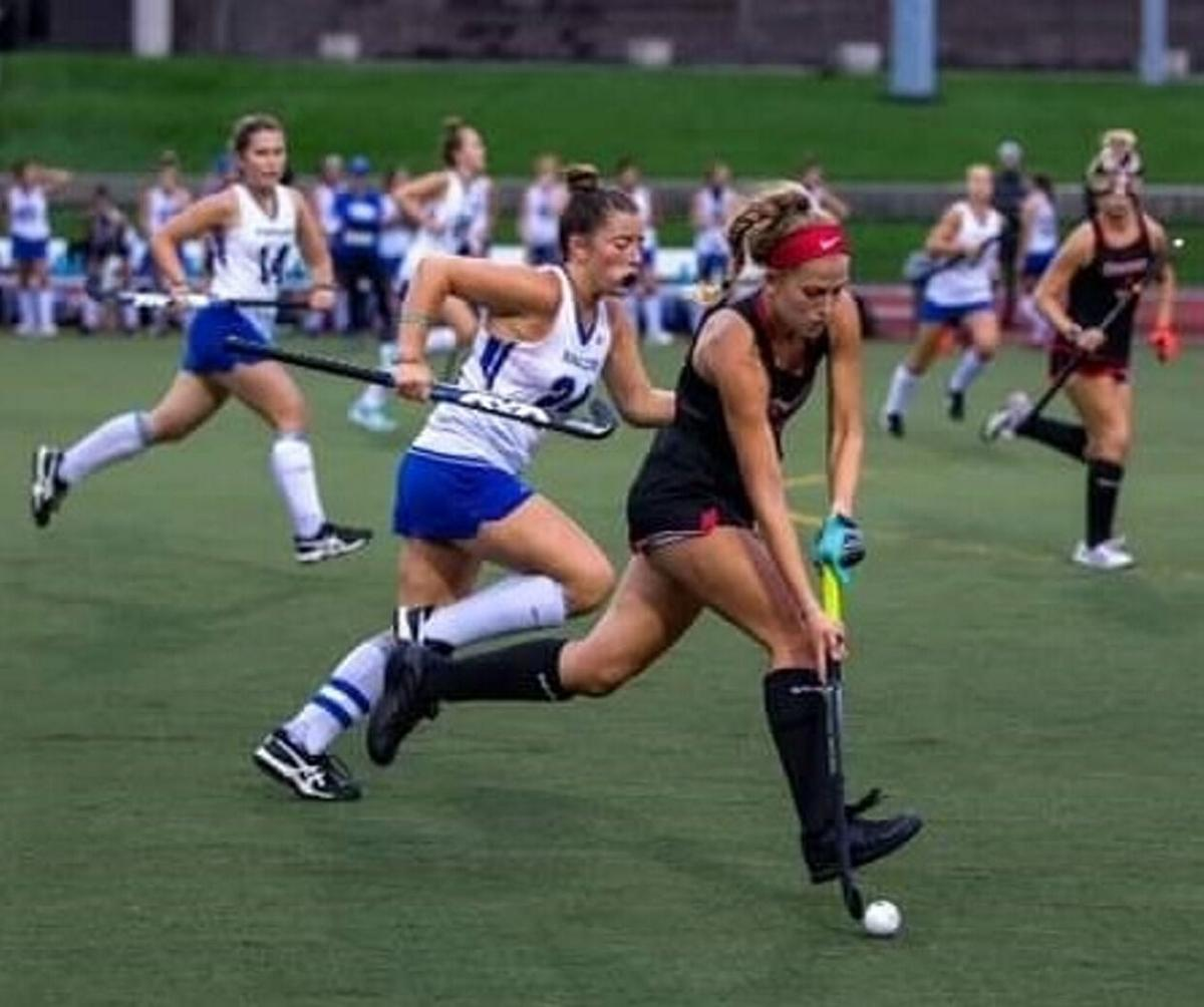 FIELD HOCKEY: RPI's Bonci named Liberty League Rookie of the Week
