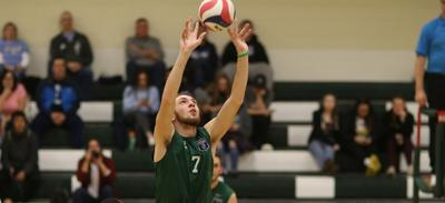 ICC grad Wenz selected to 2020 UVC All-Conference Team