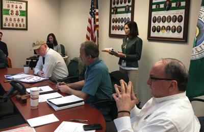 Greene County emergency meeting