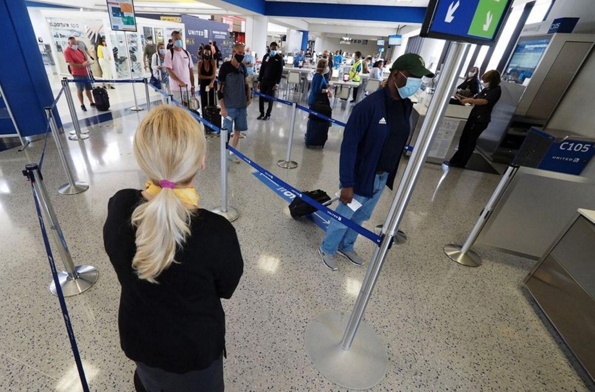 NY travel enforcement increased amid virus surge