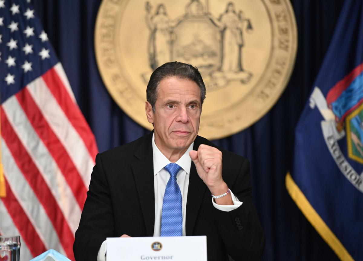 Cuomo: Localities must begin police redesign