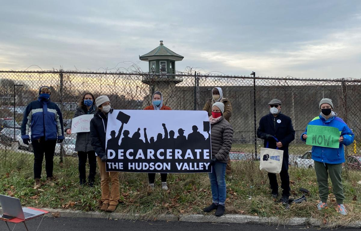 Rallies demand lower incarceration rates