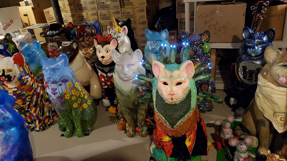 Art projects return to streets of Greene