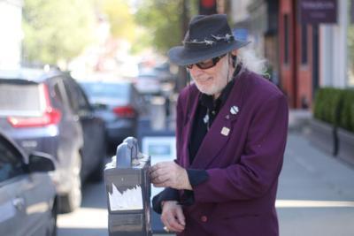 Coronavirus infects city's parking revenues