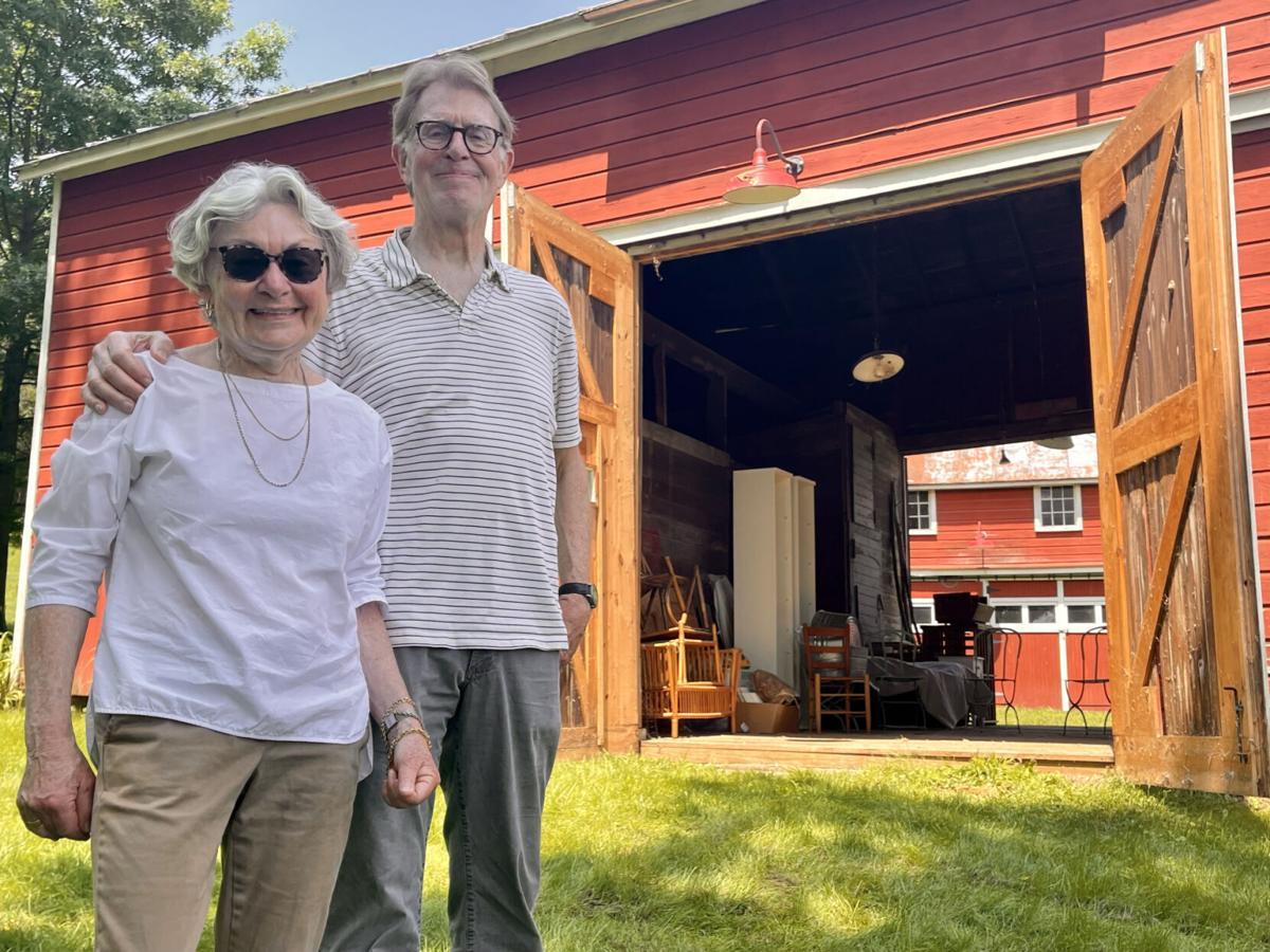 Tax credit to preserve historic barns