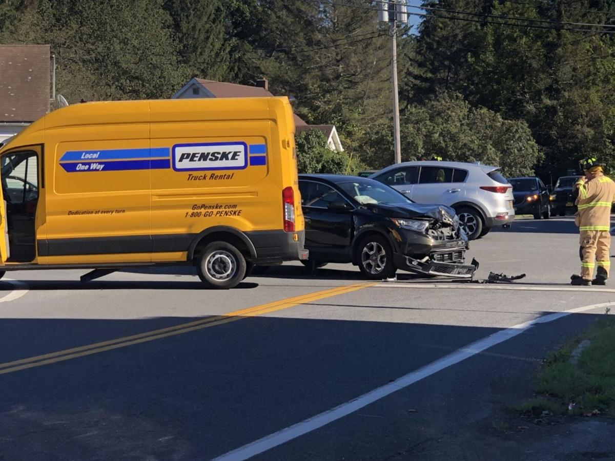 Woman hurt in Livingston accident, driver ticketed