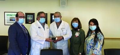 'Radiologists Without Borders' donates equipment to Columbia Memorial Health