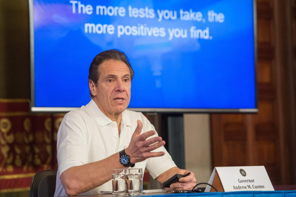 Cuomo enlists help of retired health workers