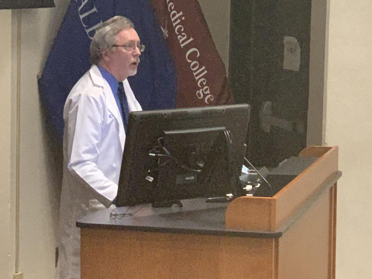 NY doctors brace for COVID, flu outbreaks