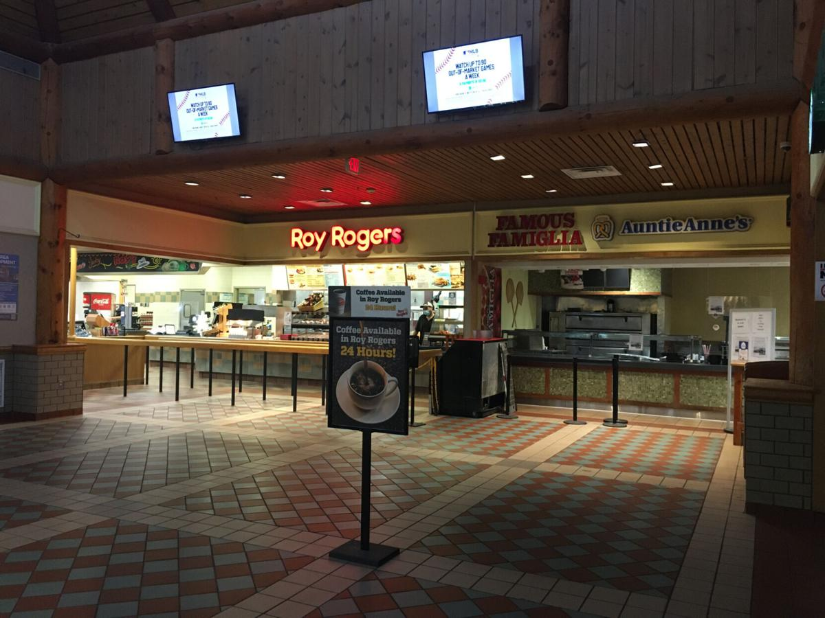 New Balt. service area to close for renovations