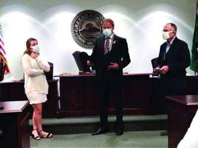 Greene County Legislature recognizes youths for their community involvement