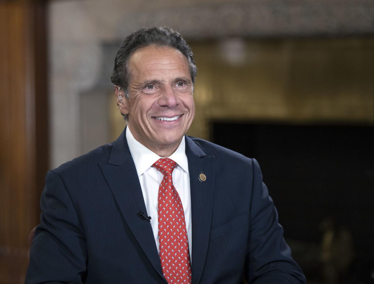 Cuomo to lead US governors