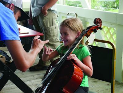 Caroga Lake Music Festival to Play Outdoor Concert at Nigra Arts Center Concert is free and open to the public