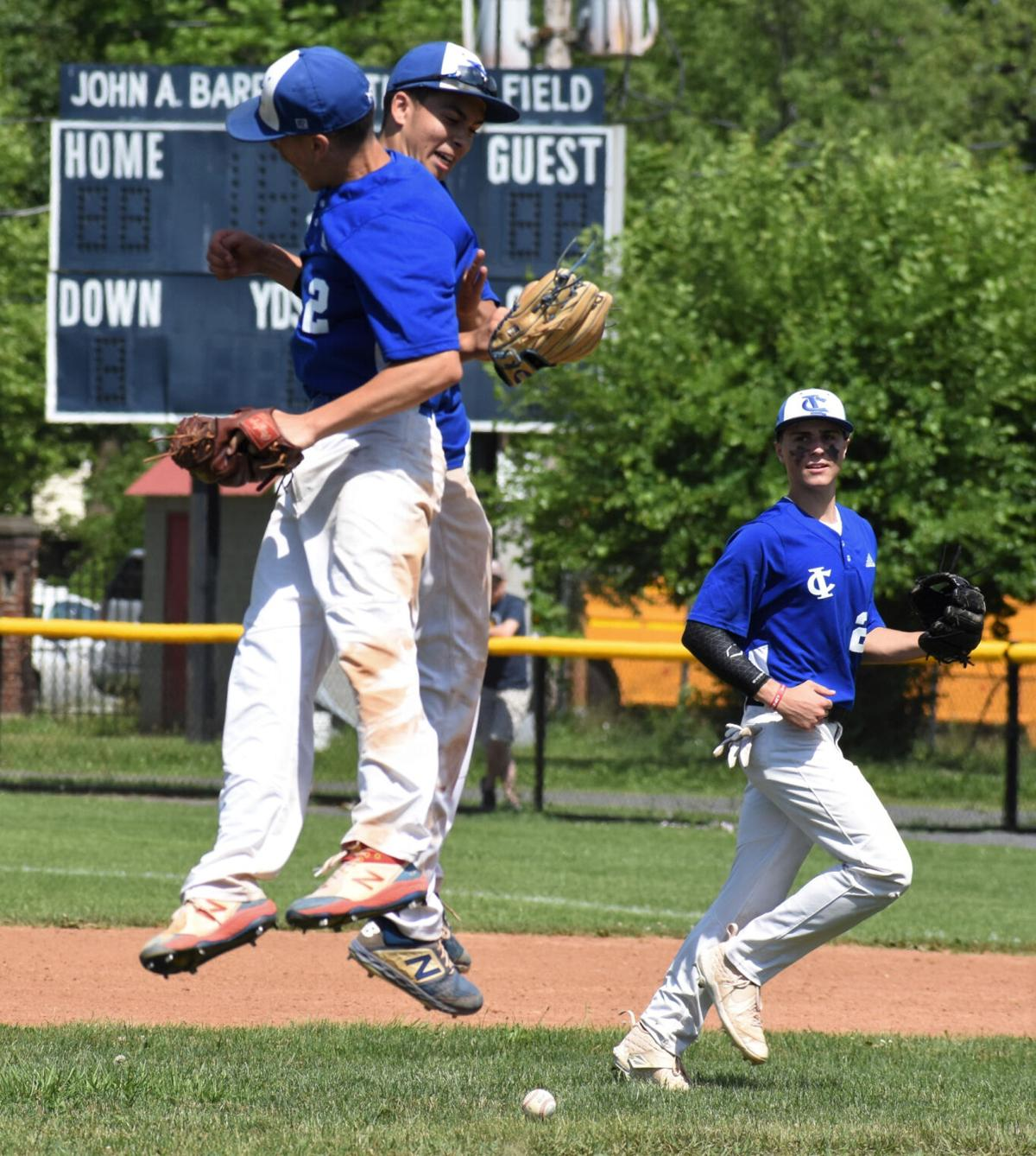 SECTION II BASEBALL: ICC pulls away from Hudson