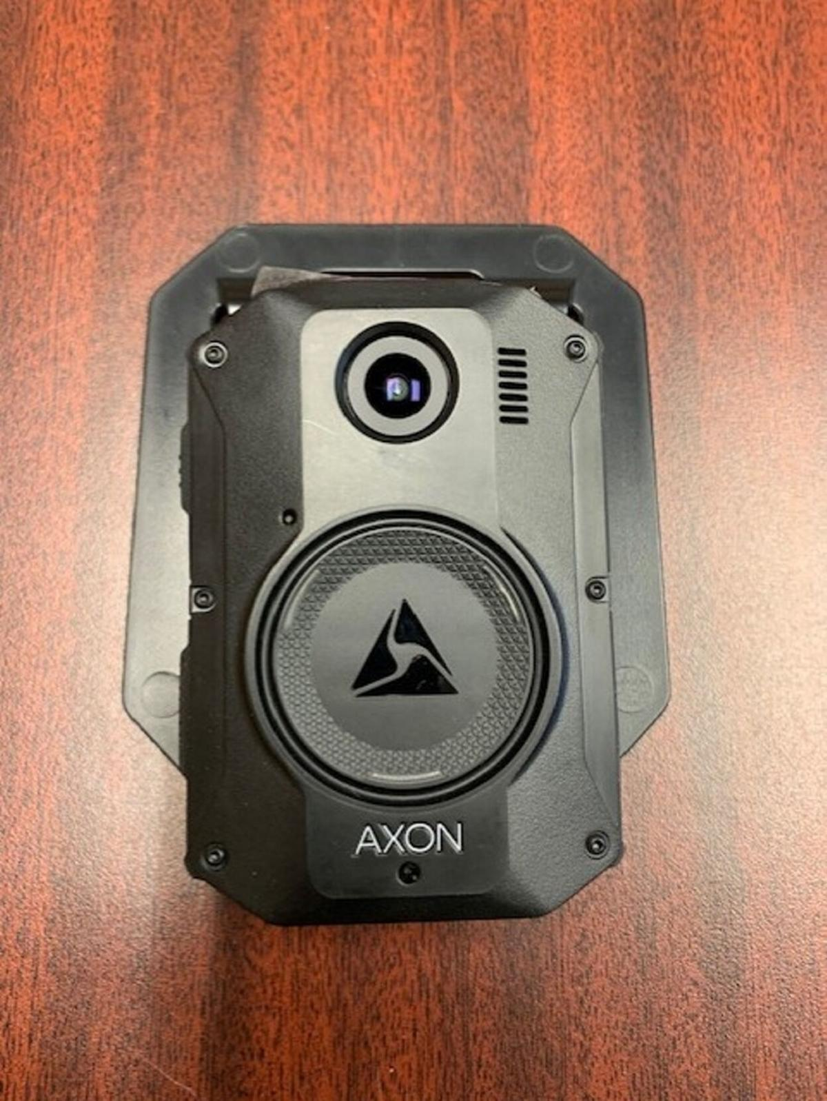 County OKs body cameras for sheriff's office
