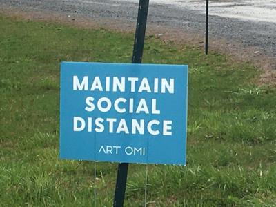 Art Omi: Visiting is safe