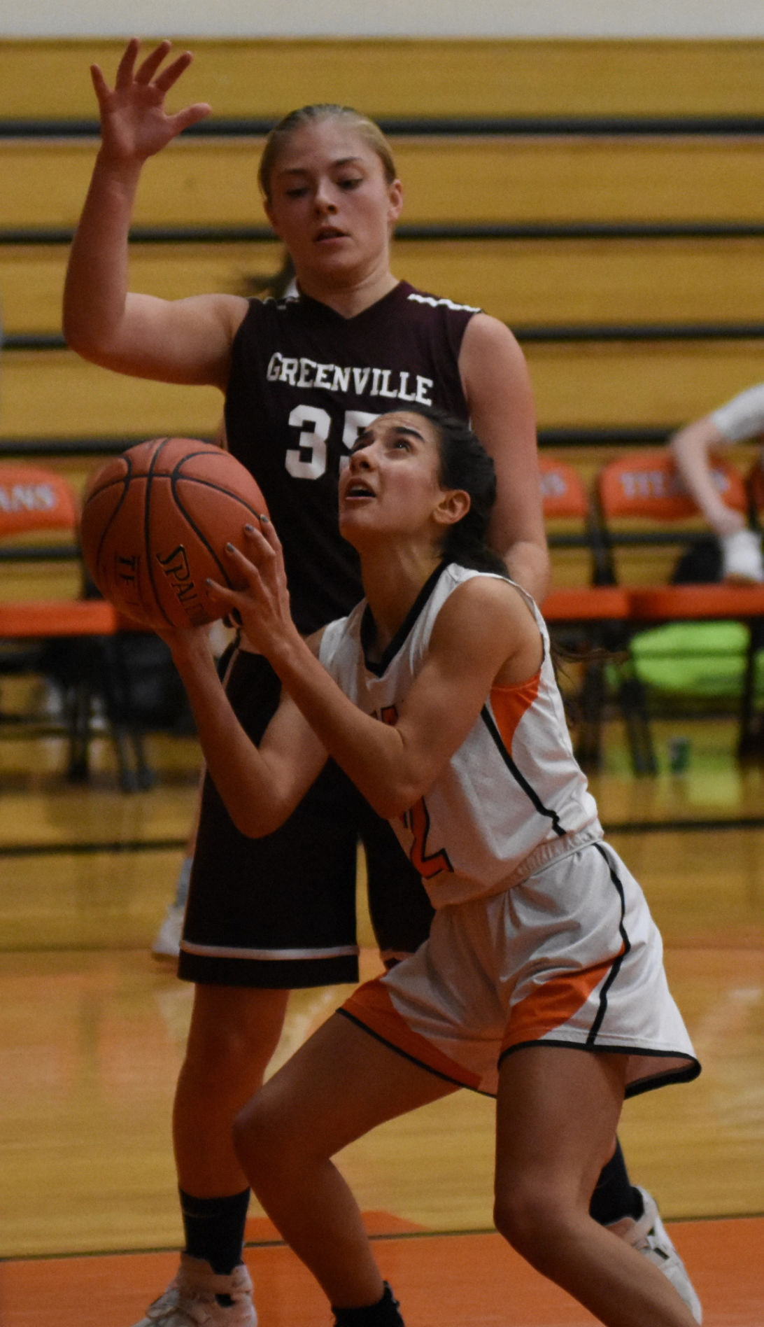 GIRLS BASKETBALL: Greenville earns first Patroon victory