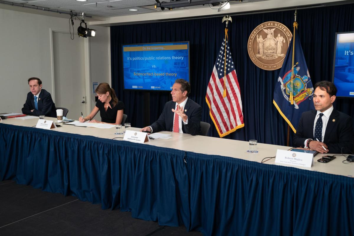 NY cracks down on reopening rule violators