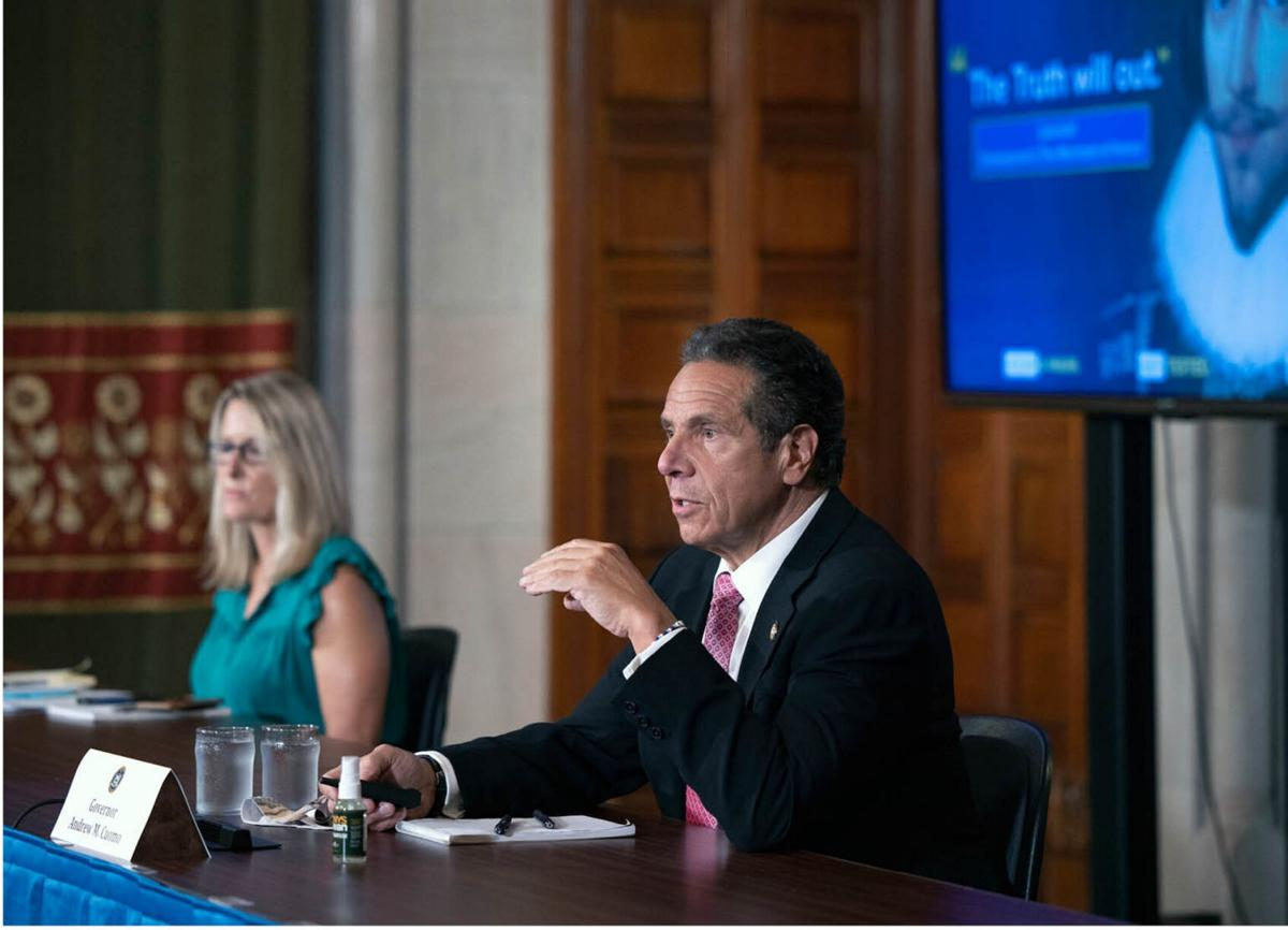 Cuomo: TPP ban was illegal, political games