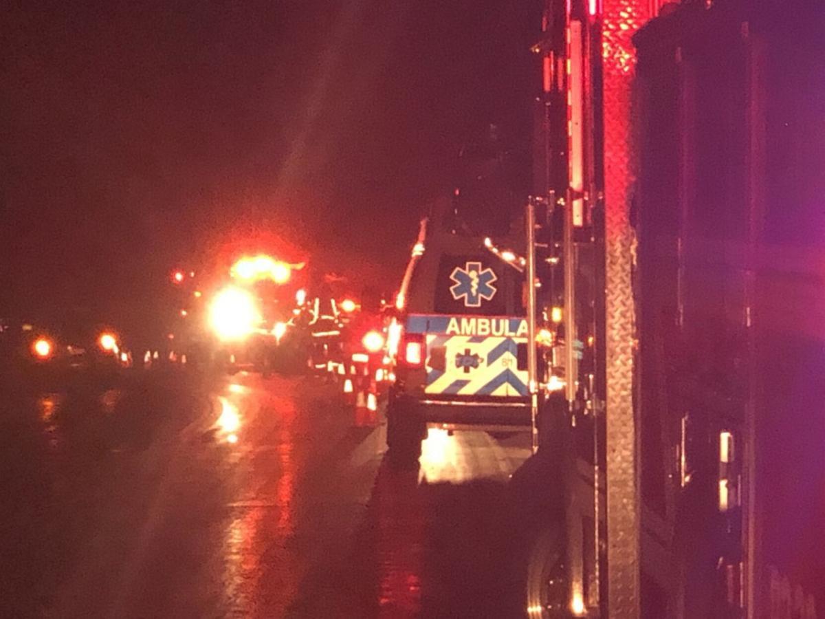 Firefighters stop Livingston kitchen fire