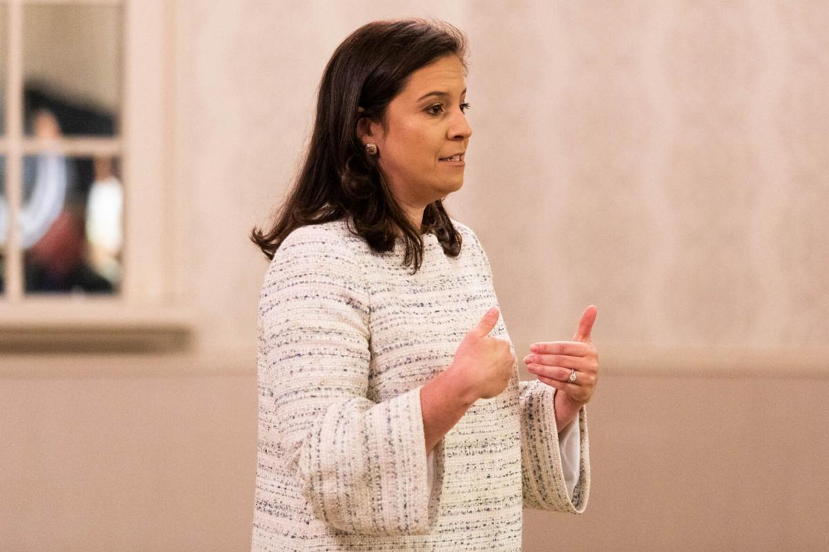 Stefanik will object to certifying 2020 election