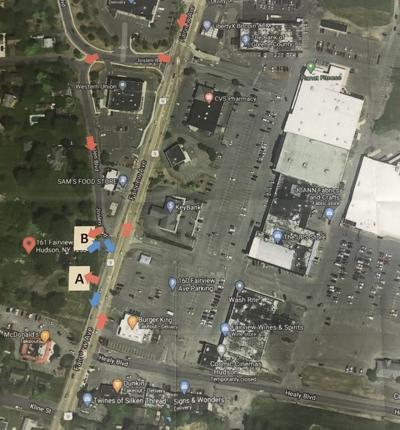 McDonald's eyes Joslen construction route