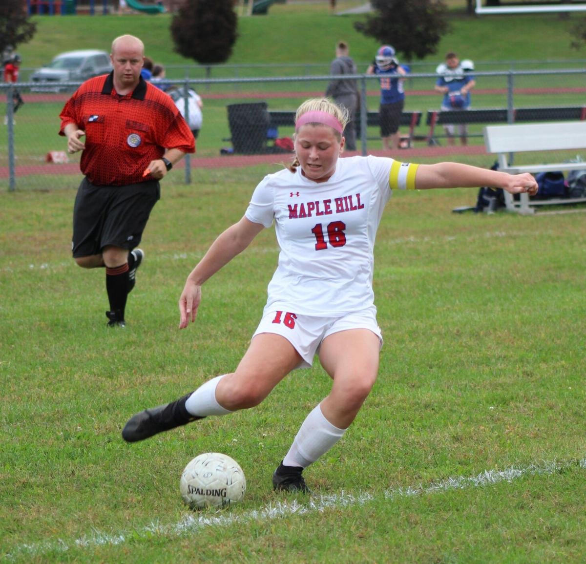 GIRLS SOCCER: Wildcats remain undefeated with tense 1-0 win over Panthers