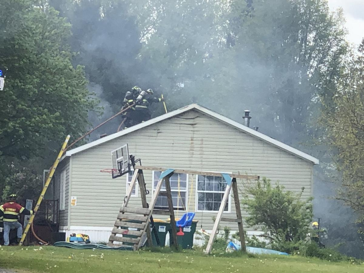 Officials: Livingston fire accidentally started by child